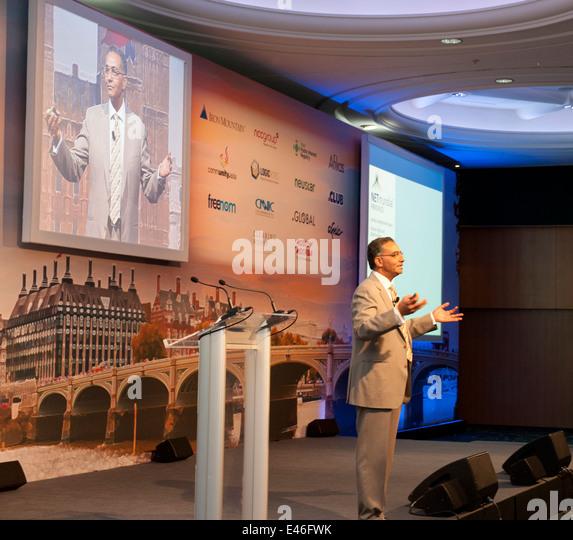 Fadi Chehadé, CEO Of ICANN, London ICANN 50 - Stock Image
