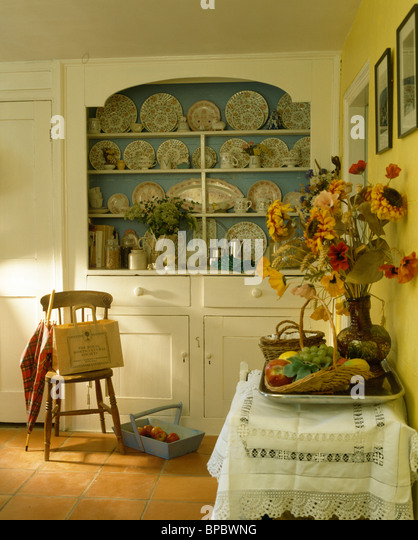Kitchens Traditional Dressers Stock Photos & Interiors Kitchens