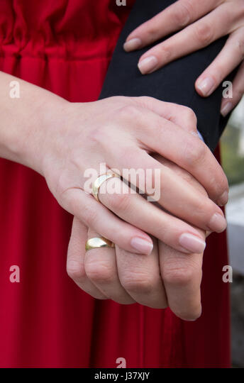 Commitment and empathy - Stock Image