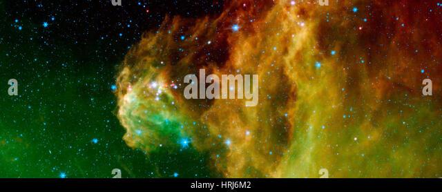 Barnard 30, Orion's Head - Stock Image