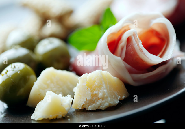 antipasti - Stock Image