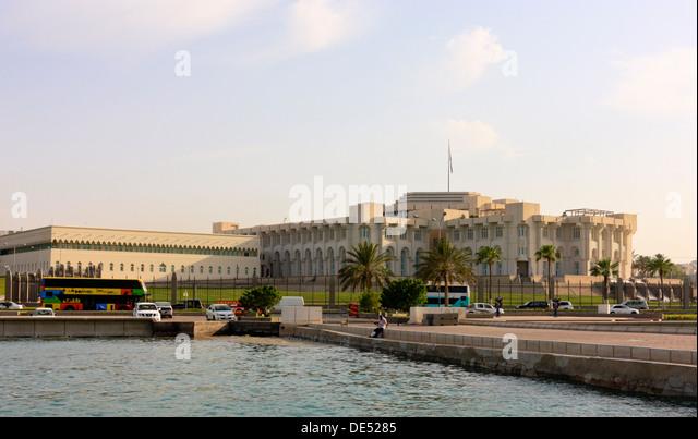 Amiri diwan doha stock photos amiri diwan doha stock for Diwan amiri qatar