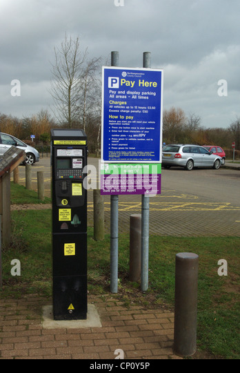 Brixworth Country Park Car Park