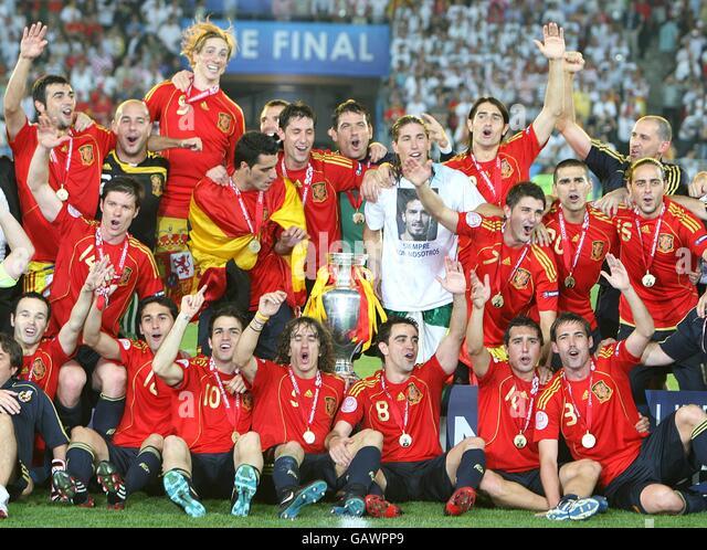 Soccer Uefa European Championship 2008 Stock Photos ...