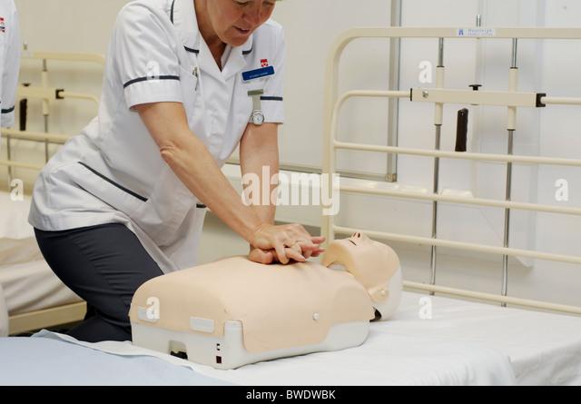 Nurse Training Nhs Stock Photos Amp Nurse Training Nhs Stock