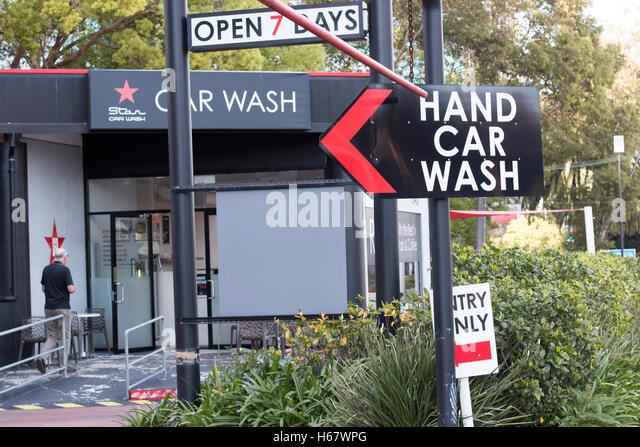 Car Wash Chatswood