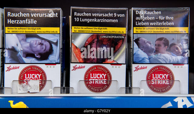 cigarette warning labels stock photos cigarette warning. Black Bedroom Furniture Sets. Home Design Ideas