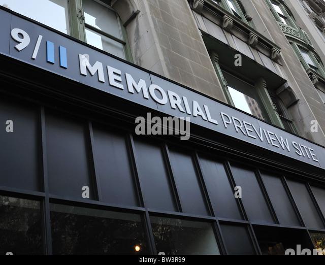 Ground Zero reconstruction World Trade Center - Stock Image Sacha Dhawan 24