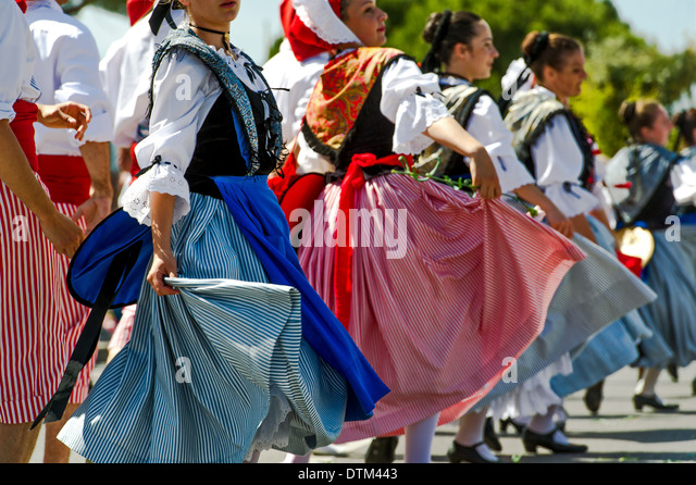 French Folk Dance Stoc...