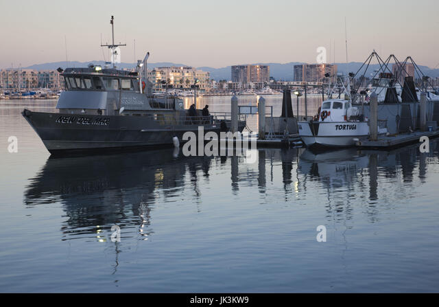 marina del rey california usa stock photos marina del
