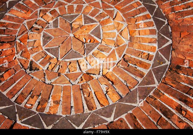 Decorative Terracotta Tiles Stock Photos Amp Decorative