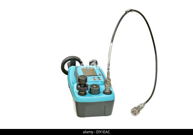 accurate, amp, ampere, calibrate, calibrated, calibration, calibrator, check, current, device, digital, display, - Stock Image