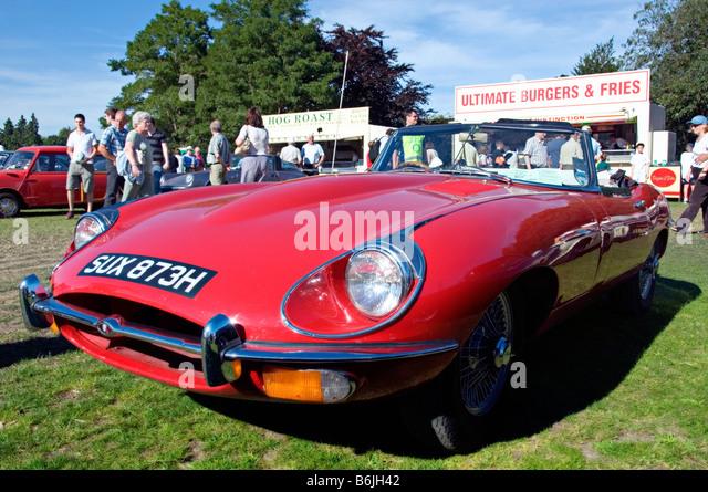 Quorn Classic Car Show