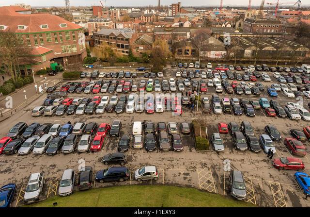 Sainsbury Car Park Charge York