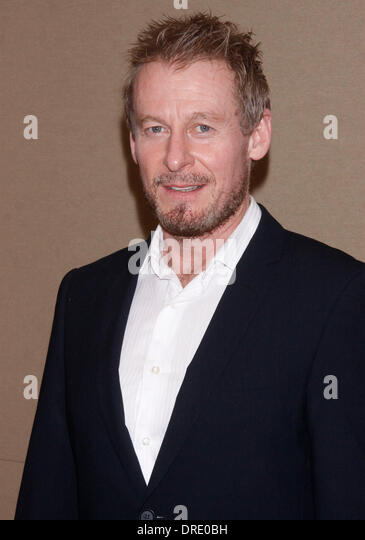 Richard Roxburgh The opening night party for 'Uncle Vanya' at the New York City Center New York City, USA - Stock Image