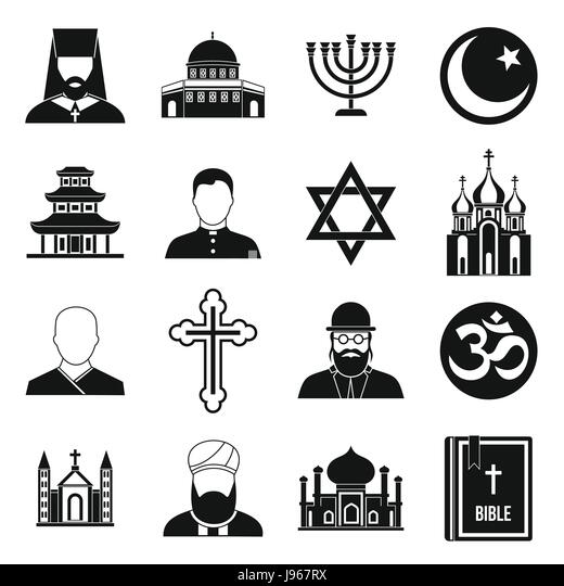 Hindu Muslim Christian Stock Photos Hindu Muslim Christian Stock