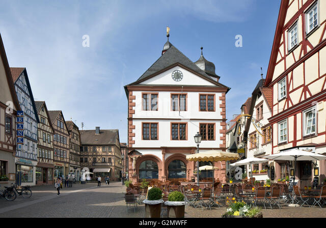 Lohr am main germany stock photos lohr am main germany for Heimbach lohr am main