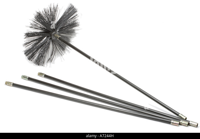 chimney sweep brush stock photos chimney sweep brush. Black Bedroom Furniture Sets. Home Design Ideas