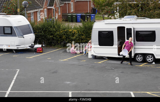 Popular  Caravan Site For Travellers  Then Dismissed 3100 Of The 3500