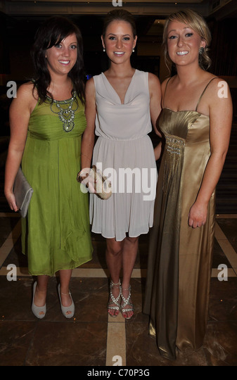 Shona Harte, Tonya O'Keefe, Susan Nagle The Hope Ball in aid of The Hope Foundation 'Working For The Street - Stock Image