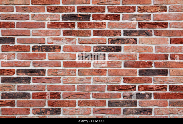 bricks of different colours - Stock-Bilder
