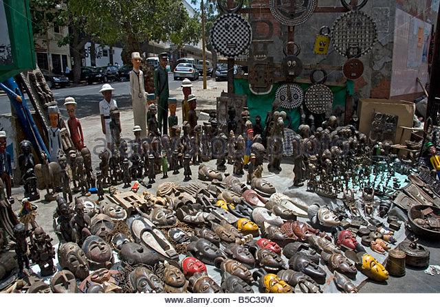 Craft Market Dakar