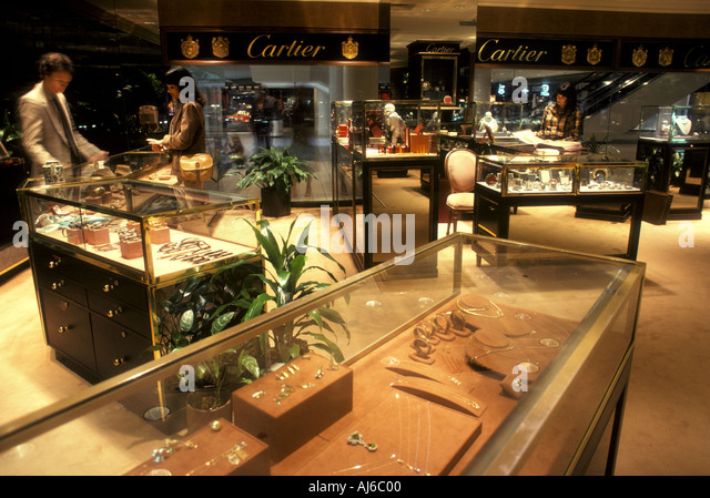 Cartier diamonds stock photos cartier diamonds stock for Jewelry stores westheimer houston tx