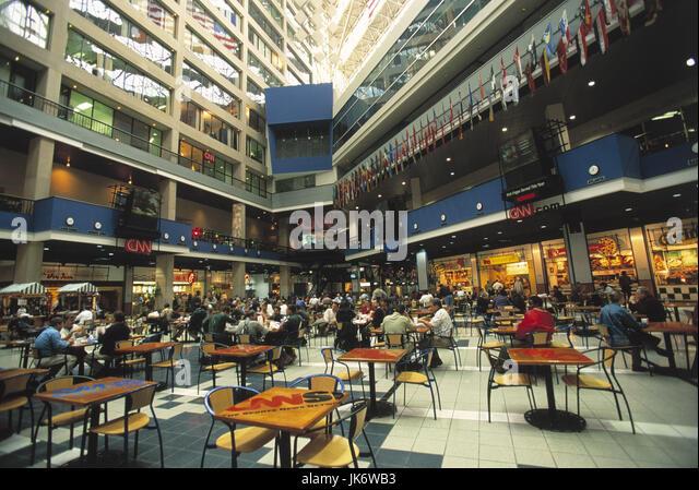 Philips Arena Food Court
