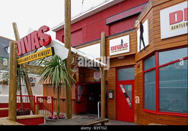 Cornwall strip clubs