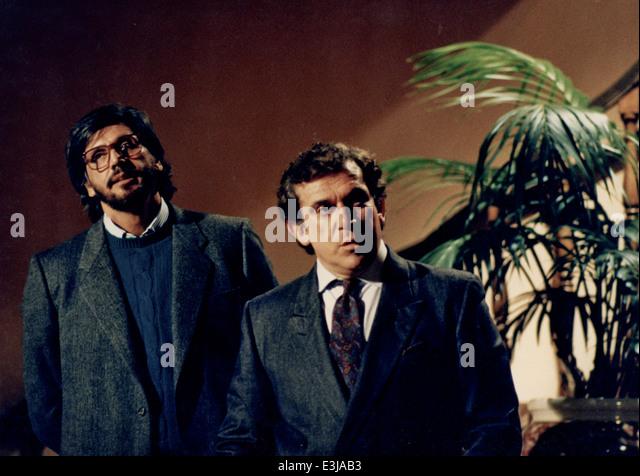 george eastman,gianni cavina,regalo di natale by pupi avati,1986 - Stock Image