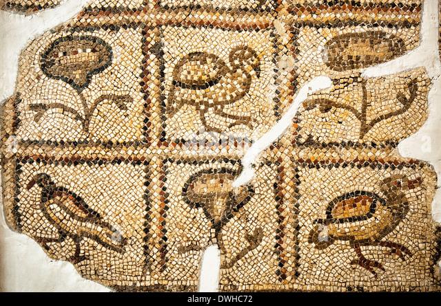 Hatay Archaeology Museum, Antakya - Stock Image