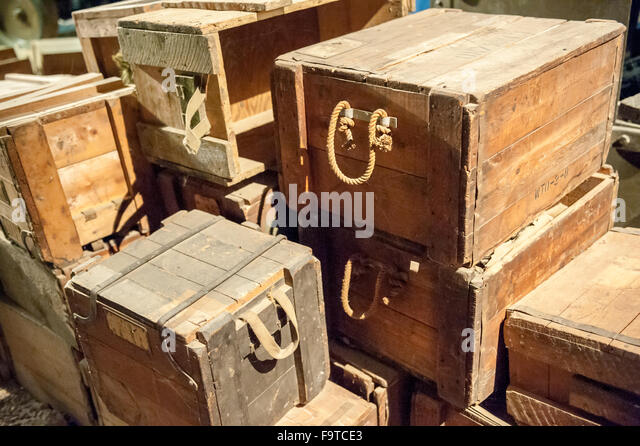 Ammo Boxes Stock Photos Amp Ammo Boxes Stock Images Alamy