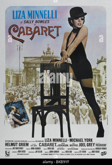 cabaret bob fosse essay This essay cabaret and other 63,000+ term life is anything but a cabaret bob fosse depicts a politically unstable and economically depressed society on the verge.