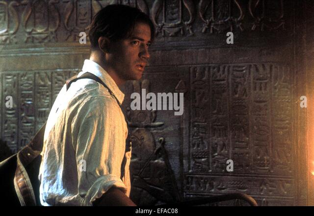 The Mummy Movie Brendan Fraser Stock Photos & The Mummy ...