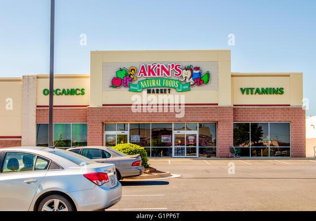 Akin S Natural Foods Market