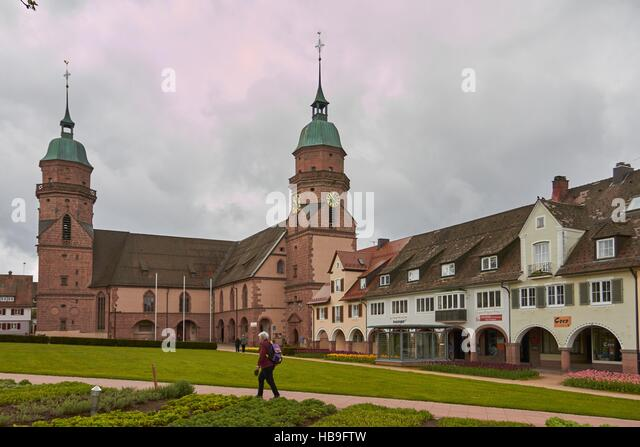Black Forest: Freudenstadt in Black Forest - Stock-Bilder