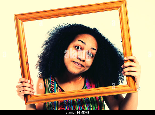 Photoframe - Stock Image