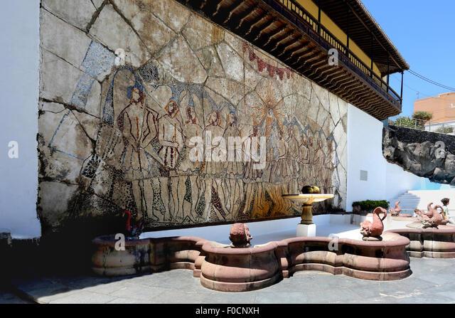 Candelaria,Tenerife, Canary Islands Spain - Stock-Bilder