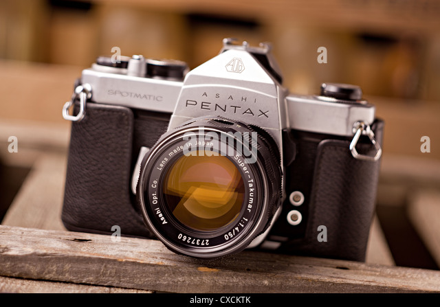 Pentax Honeywell / Asahi Pentax 35mm film camera - Stock Image