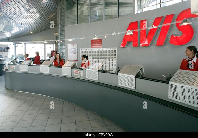 Avis Car Hire Stock Photos Amp Avis Car Hire Stock Images