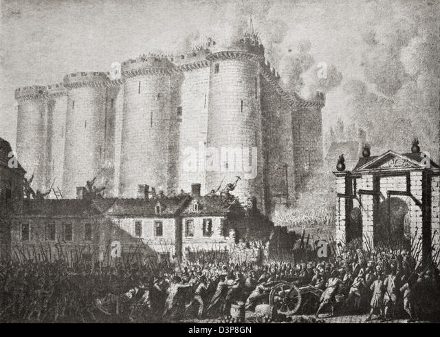 storming of the bastille july 14 Action of the king's provoked the storming of the bastille on july 14, 1789 due to fact that he didn't like the idea that estates general transformed into national assembly without consultating him 00.