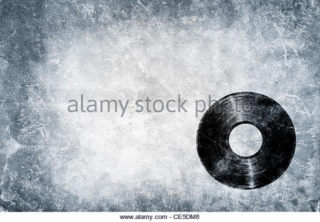 retro vinyl record - Stock-Bilder