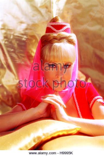I DREAM OF JEANNIE circa 1970s.  Barbara Eden - Stock Image