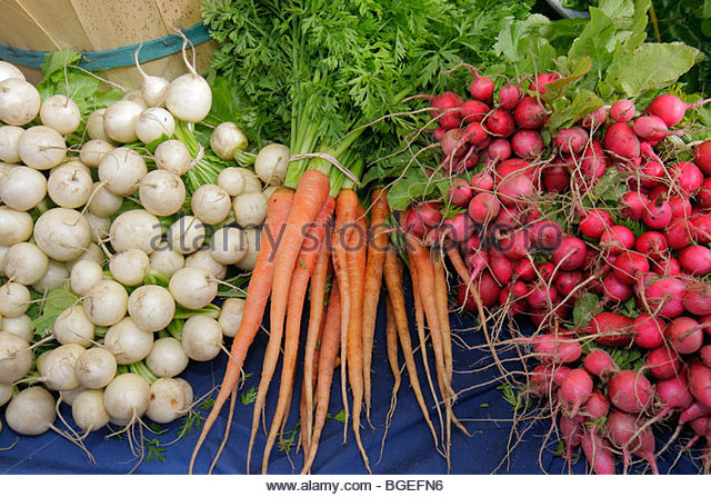 South Carolina Charleston Marion Square Farmers Market community activity fresh produce local products artisans - Stock Image