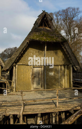 log cabin on stilts stock photos log cabin on stilts stock images alamy. Black Bedroom Furniture Sets. Home Design Ideas