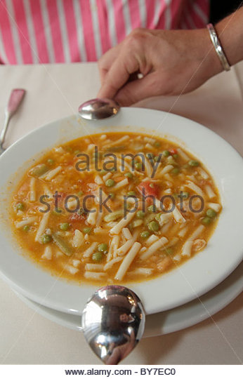 Maryland Baltimore Little Italy ethnic neighborhood business restaurant Sabatino's Italian cuisine dining food - Stock Image