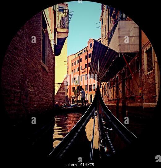 Venice canals - Stock-Bilder