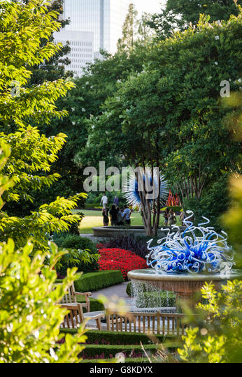 Chihuly Botanical Garden Stock Photos Chihuly Botanical Garden Stock Images Alamy