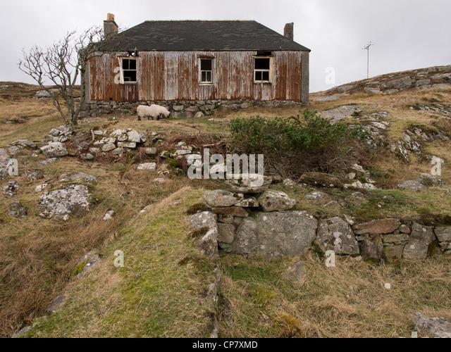 Corrugated Iron House Stock Photos Amp Corrugated Iron House