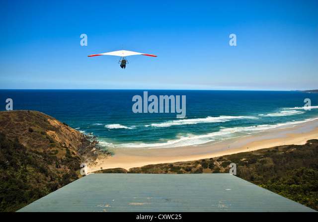 Gliding And Paraglidingin South Island New Zealand